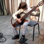Мастер-класс гитариста, композитора Дмитрия Григорьева