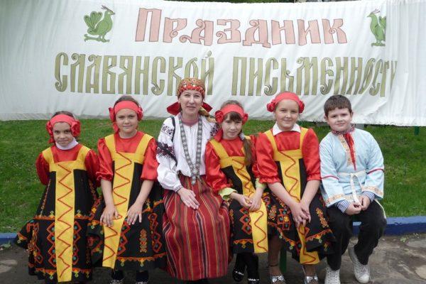 Фольклорный ансамбль Веснянка (1)