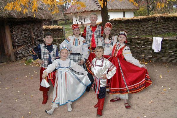Фольклорный ансамбль Веснянка (2)