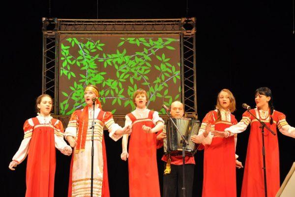 Фольклорный ансамбль Веснянка (3)