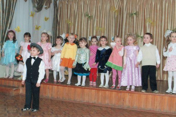Раннее развитие: хоровое пение