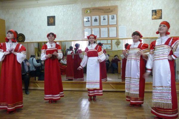 Фольклорный ансамбль Веснянка (4)