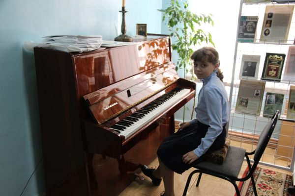 Отделение фортепиано