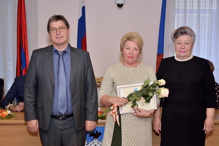 Педагоги Хоровой школы награждены Грамотами