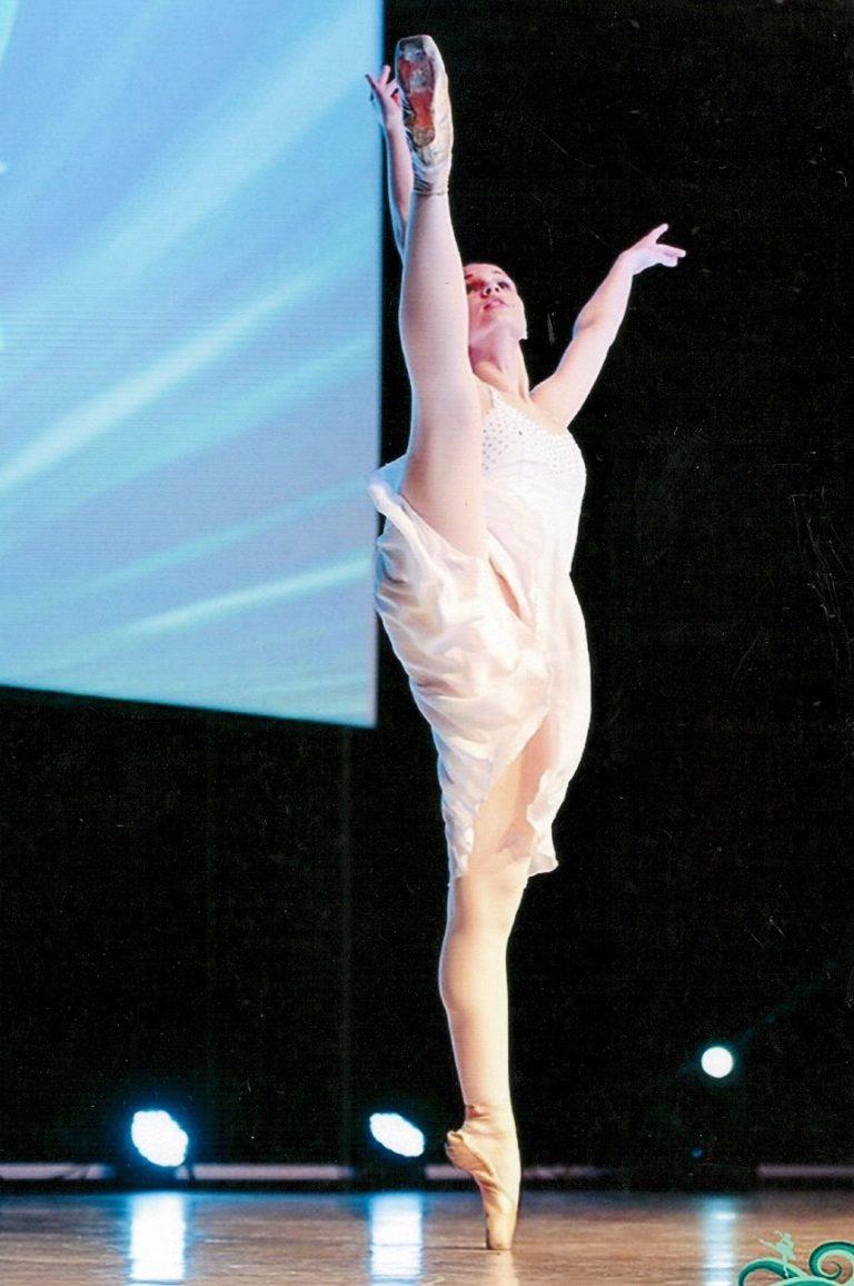 Хореографическое отделение: Сольный танец