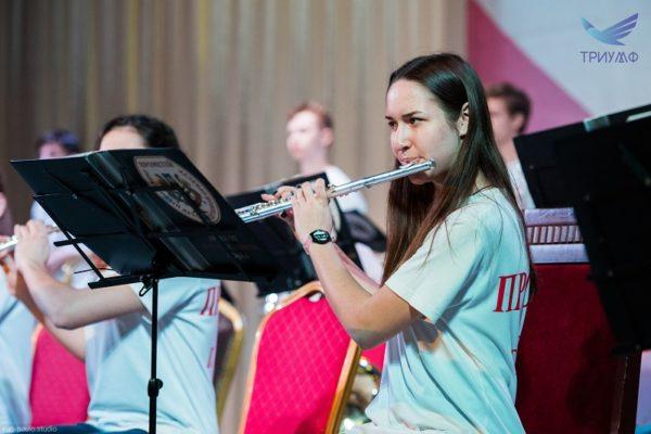 Духовое отделение: флейта